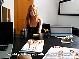 CZECH SUPER MODELS Young Teen Redhead Do Anything for FAME