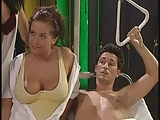 Sandra Brust does a threesome in Mosensaft im Sucher. -FranzHalz-
