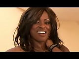 Busty Ebony Milf MIDORI in hot Anal action