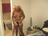 Sexy Ebony Anal Housewives