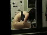 Window Peeping Big Titted Neighbor