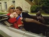 Blonde milf with big tits fuck in the car