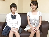 Oil Massage Daughter and Mom-3