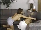 Retro Busty Catfight