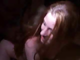 College Girl Interracial sex at party