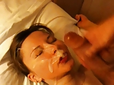 Gorgeous Teen Deepthroats For Massive Facial