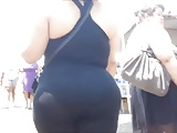Big Booty Latin See Through