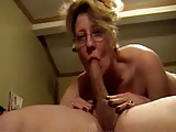 Deep Throating MILF