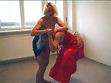 Dress Ripping Catfight