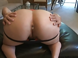 Anal Mexican Granny Gets Ass Fucked