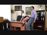 boss fucks his secretary :D