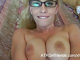 POV Date with Allie James w creampie ending