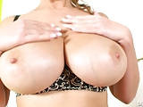 Carol Goldnerova Boobs And Pussy Fun
