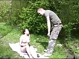 (dutch) girl fucked by groundskeeper