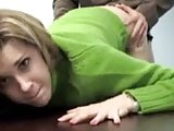 A secretary fuck with her boss