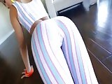 Awesome Alina Li-Hot Ass-by PACKMANS