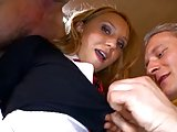 Sexy Schoolgirl Gets Fucked by Her Teachers (GZH)